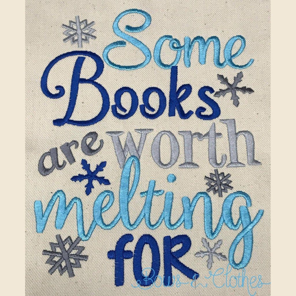 Books Worth Melting