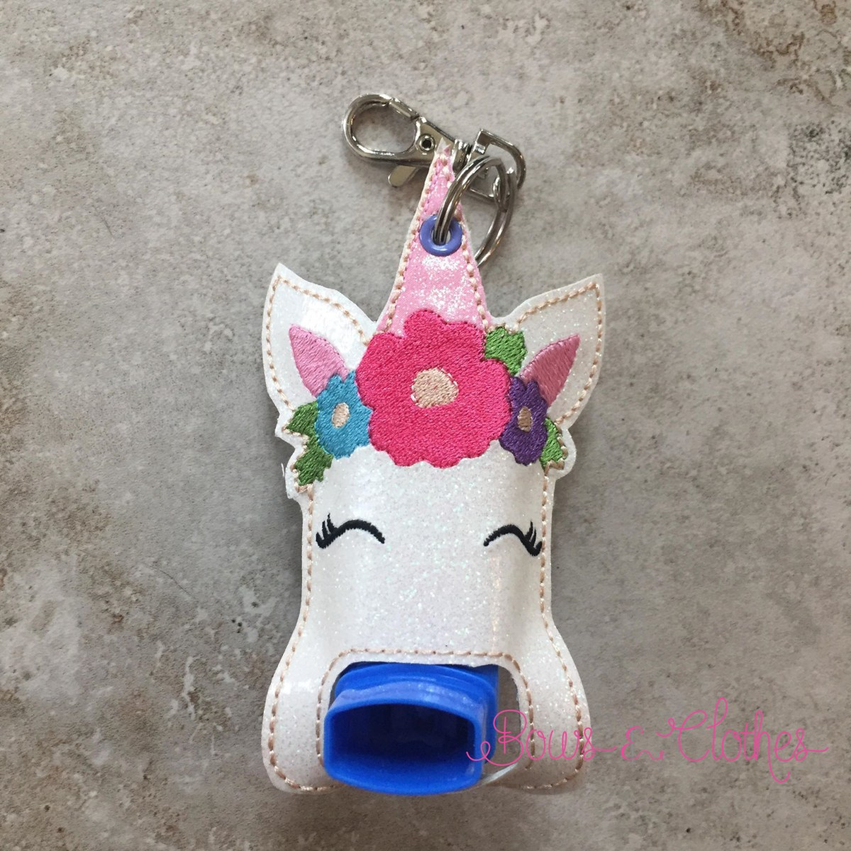 Unicorn Inhaler Case