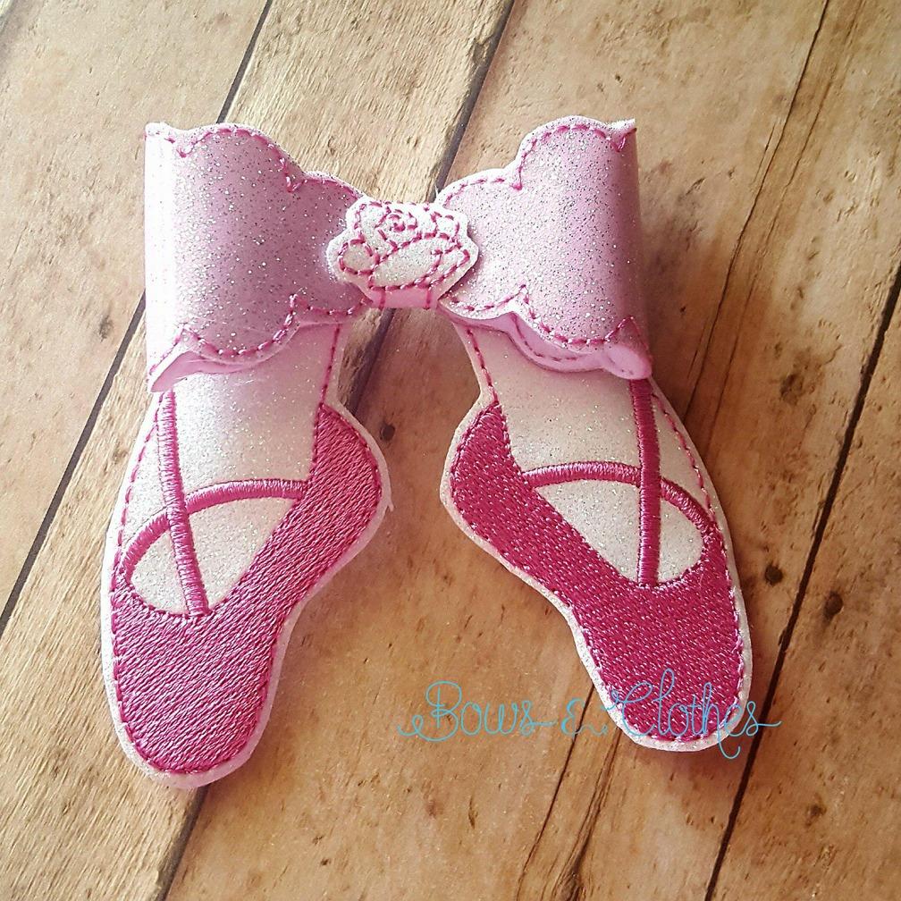 Ballerina Bow