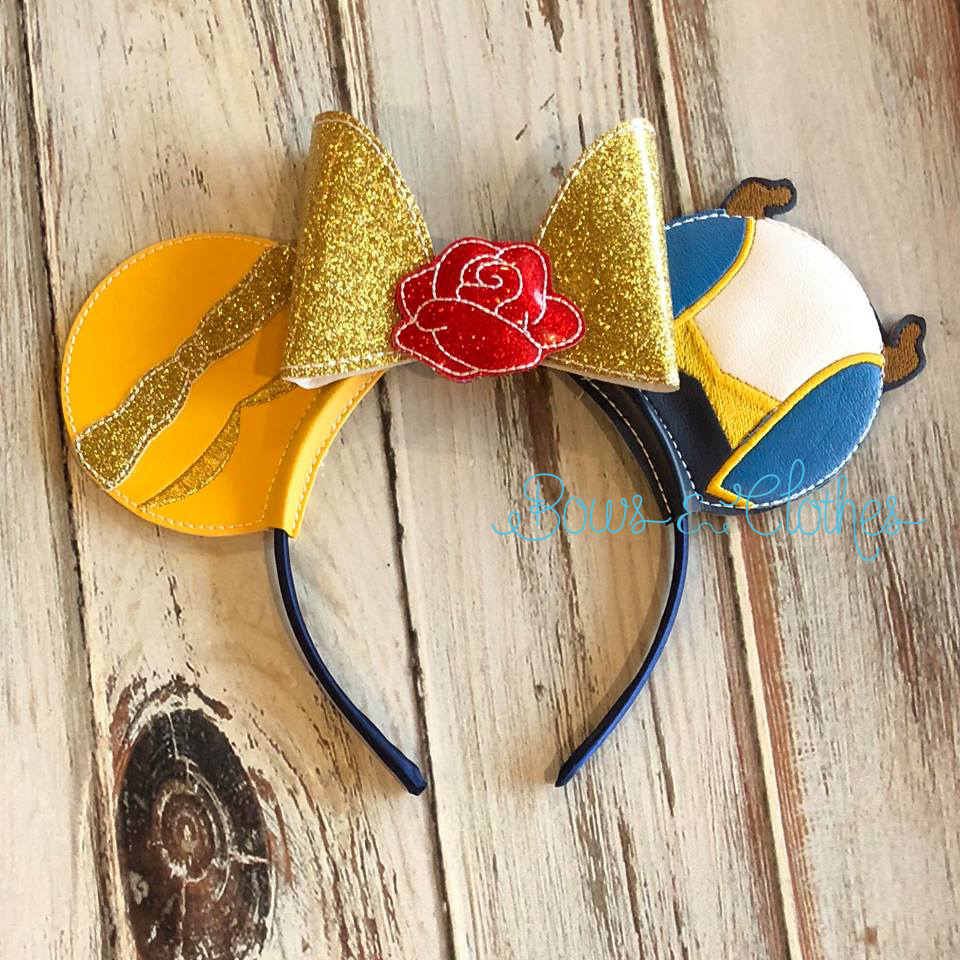 Light Up Beauty Mouse Ears