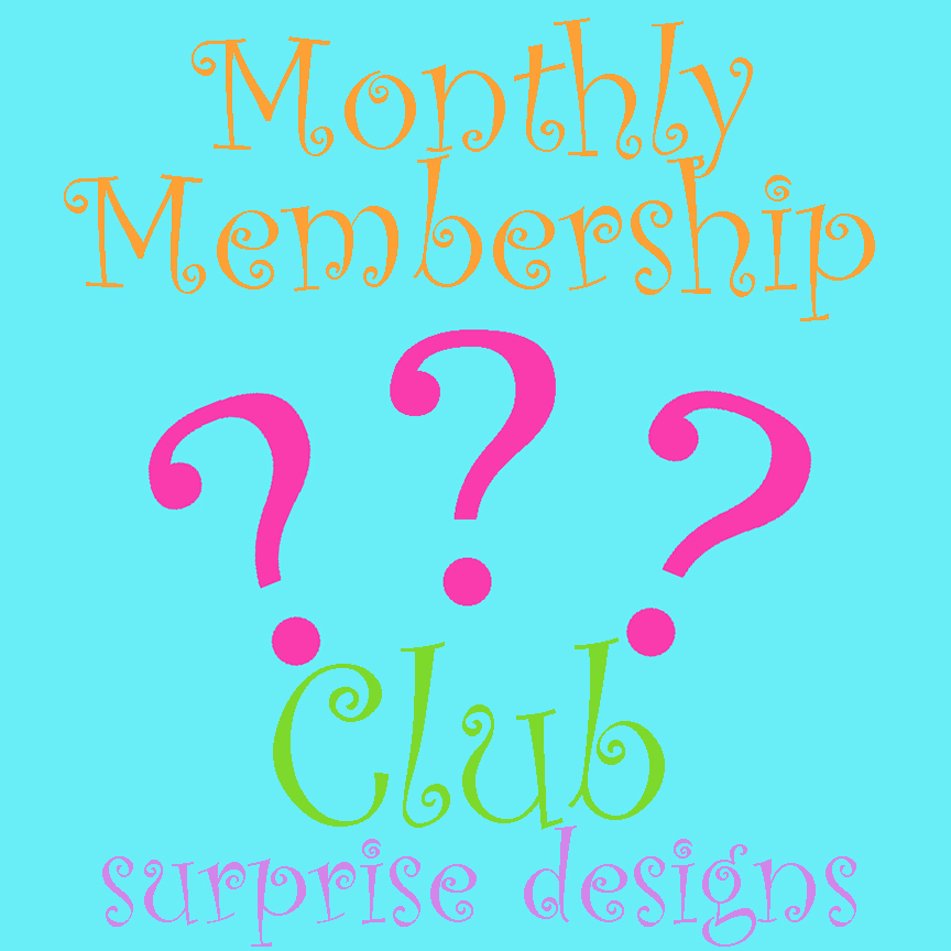 Monthly Membership 10-2018