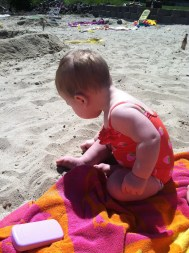Still, just cant get enough of that sand!