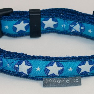 Blue Star Collar for your dog