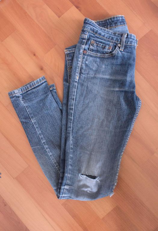 levis vintage jeans