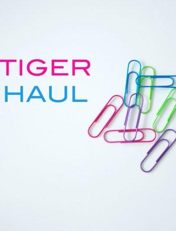 tiger haul