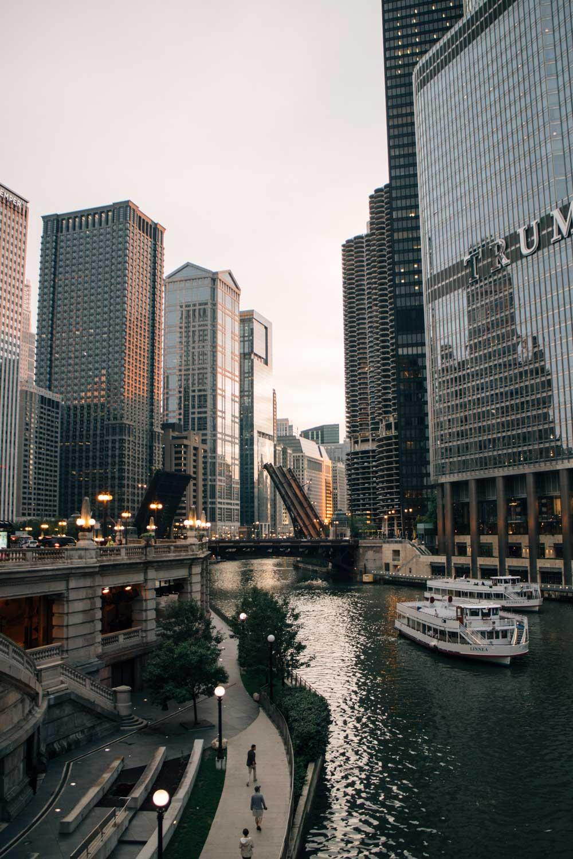 chicago magnificient mile