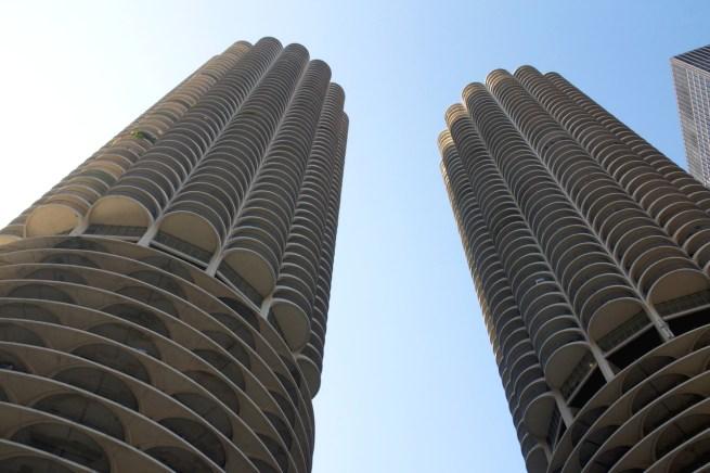 marina city towers chicago