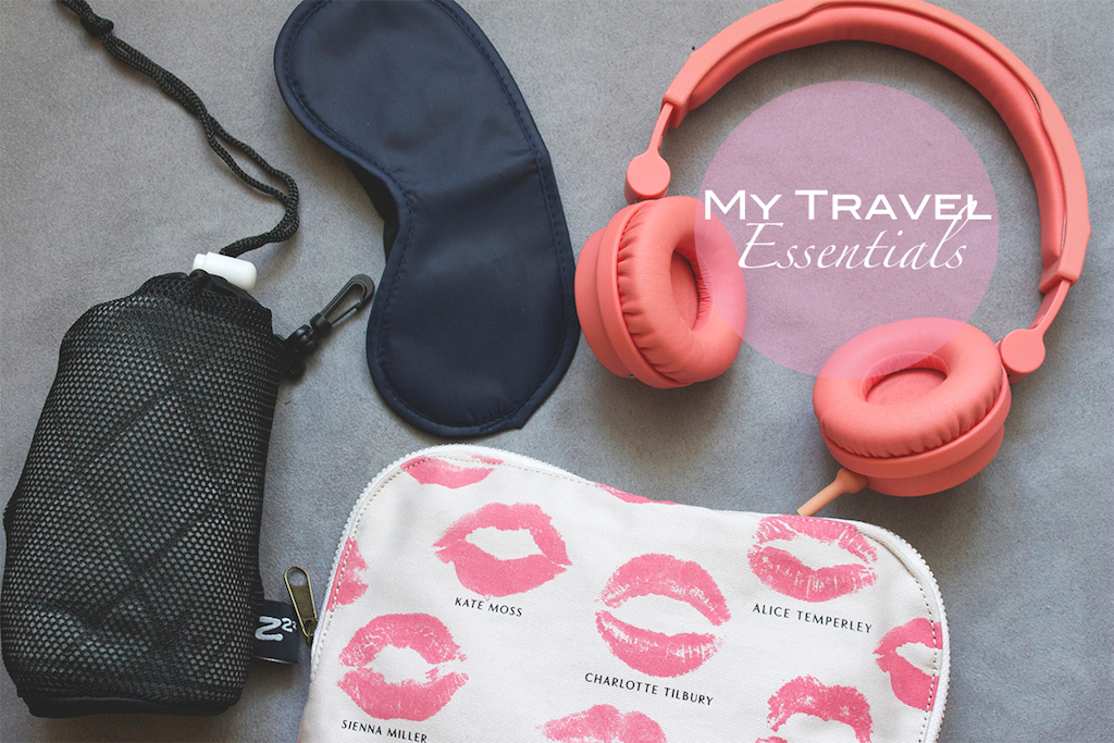 my travel essentials