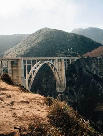 big sur bixby creek bridge