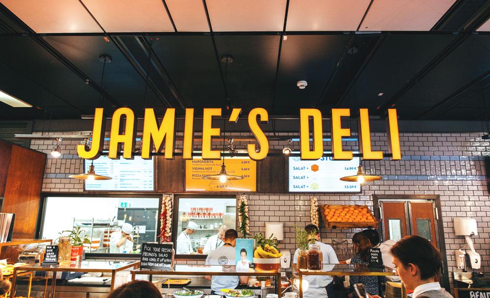 Jamie's Deli