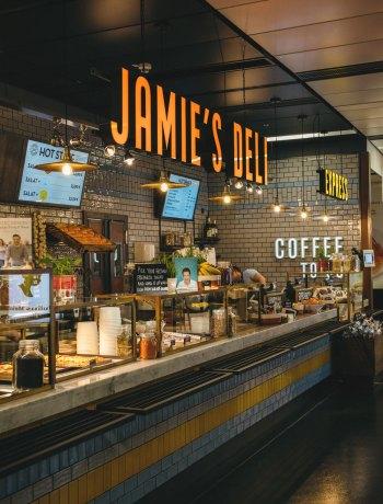 Jamie's Deli Vienna