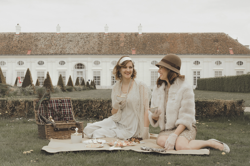 Great Gatsby Picnic