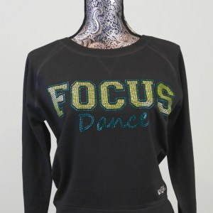 Focus Dance Light Weight Sweat Shirt