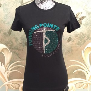 Turning Point Crewneck Fitted Tee