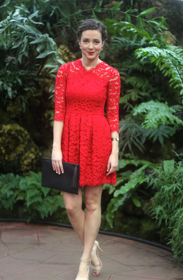 Rent the Runway Red Dresses