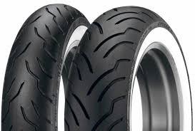 neumático de moto custom