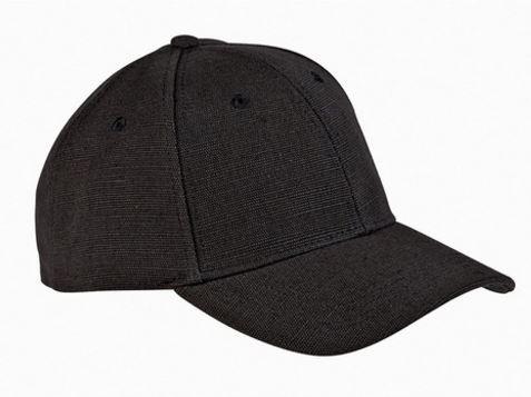 Black-Hemp-Baseball-Cap