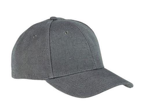 Charcoal-Hemp-Baseball-Cap
