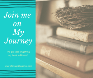 Join Me on My Journey! Follow my book publishing process and be one of the first to preview the book!