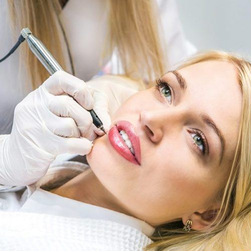 Semi Permanent Makeup Training Spmu