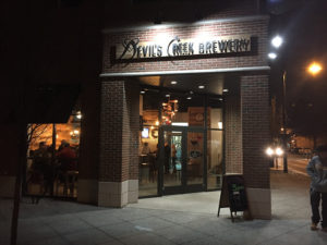 Image result for devil's creek brewery