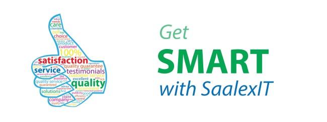 Get SMART with SaalexIT
