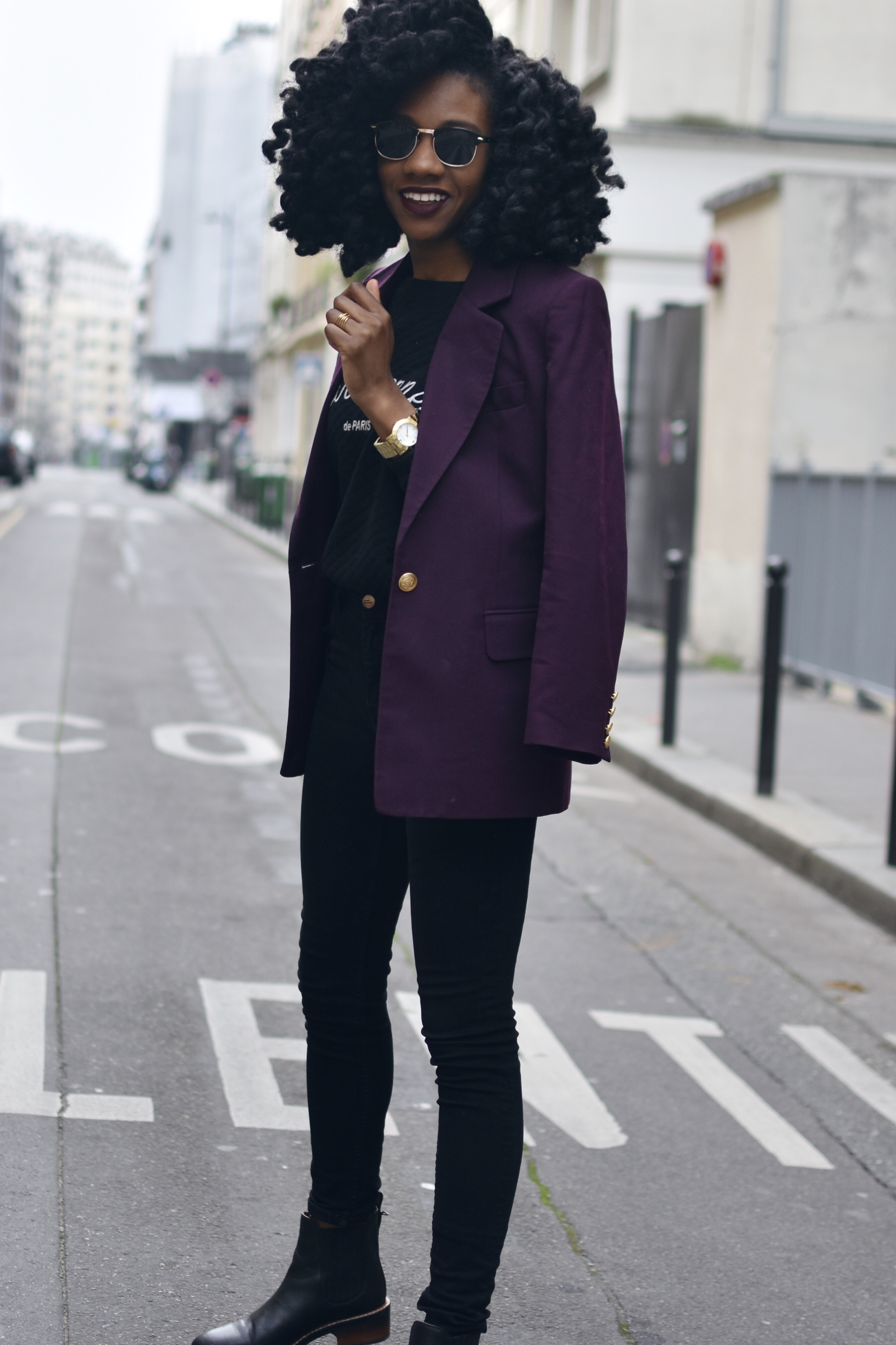 the burgundy blazer  – theburgundyblazer