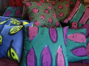 Doodle Pillows