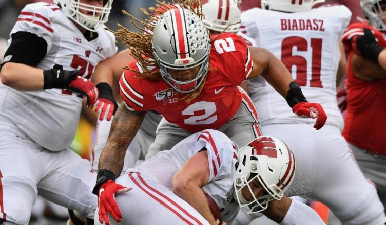 Nfl Draft Profile Chase Young The Predator Goodasssports Sports For The Culture