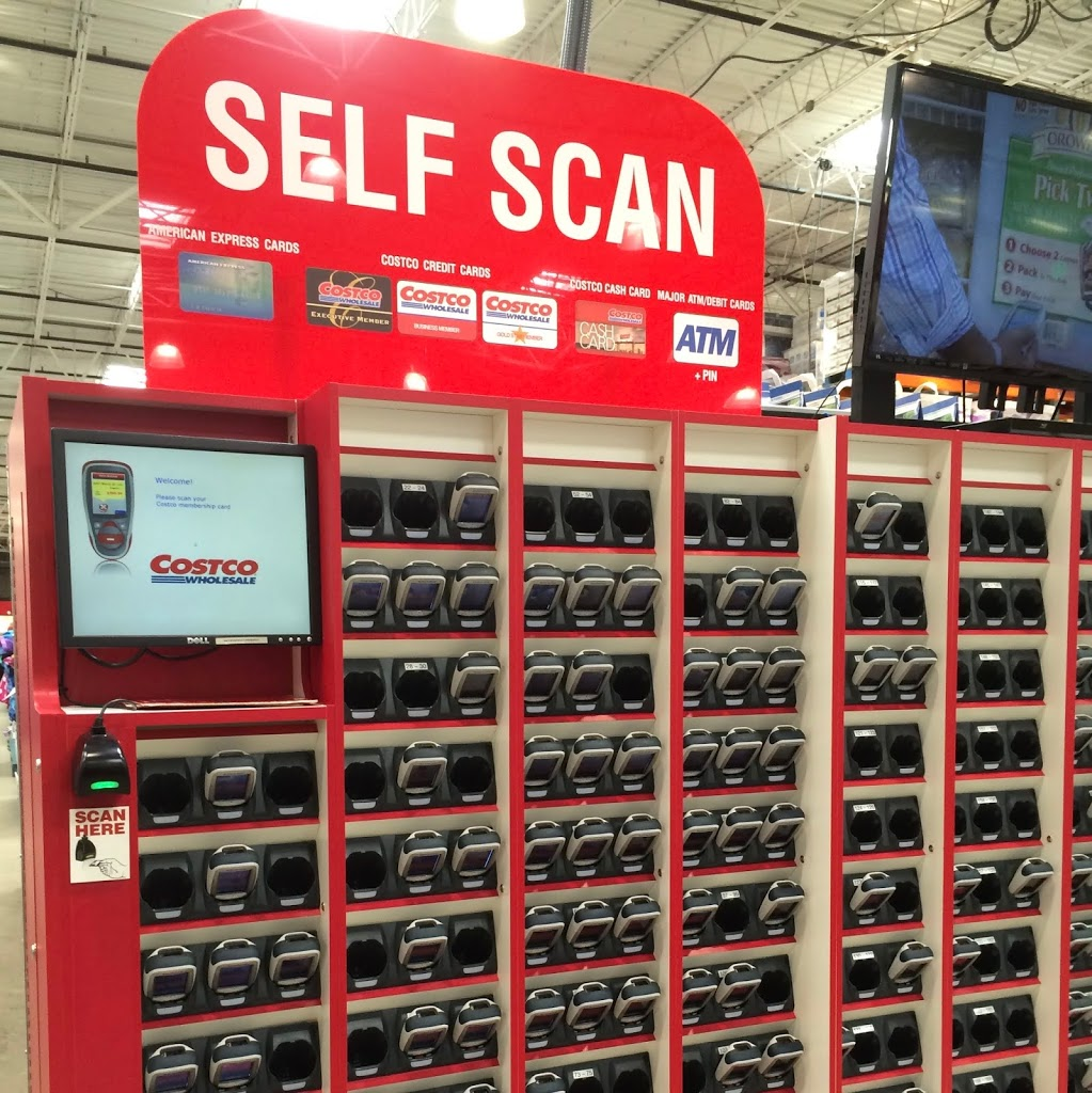 Tbt The Short Lived Costco Self Scan Checkout The Costco Connoisseur
