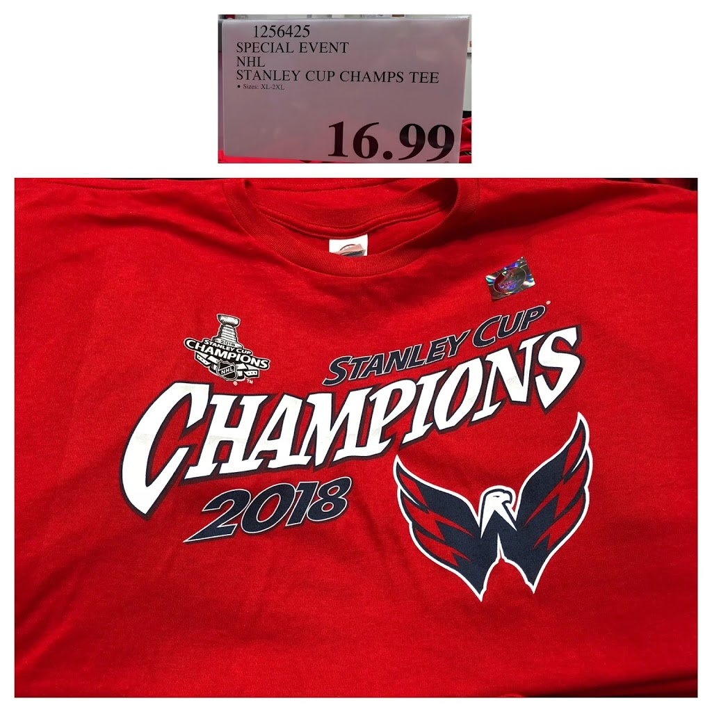 Get Washington Capitals 2018 Stanley Cup Championship Apparel At