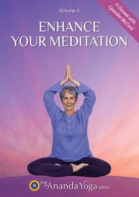 Enhance Your Meditation DVD