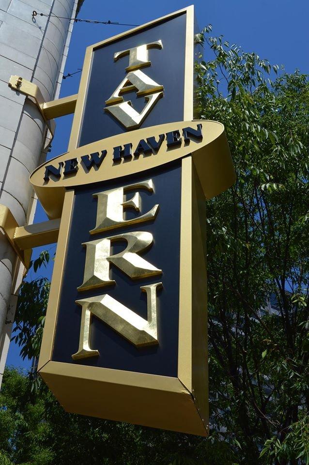Tavern NH Sign