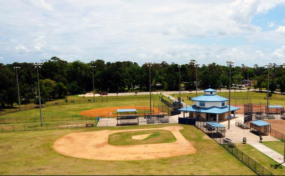 Baseball fields