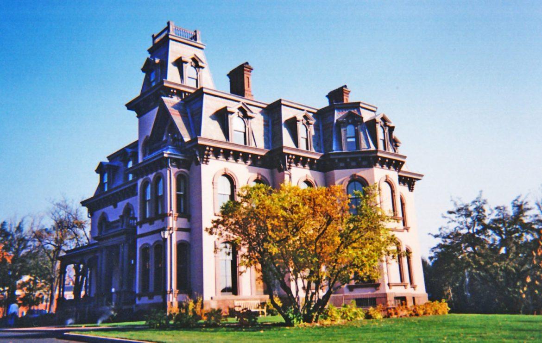 St. Ronan St House