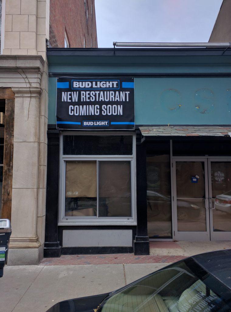 Bud Light New Restaurant Coming Soon