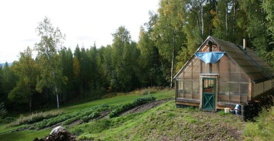 Ose Mountain Greenhouse and Garden