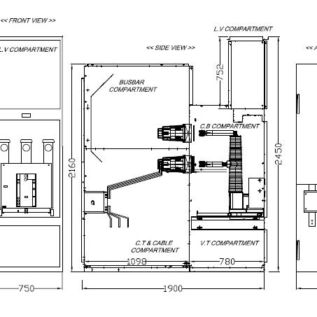 MV/HV Substation – TORTO COMPANY
