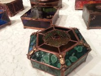 Stained Glass Box by Lady Stainpunk