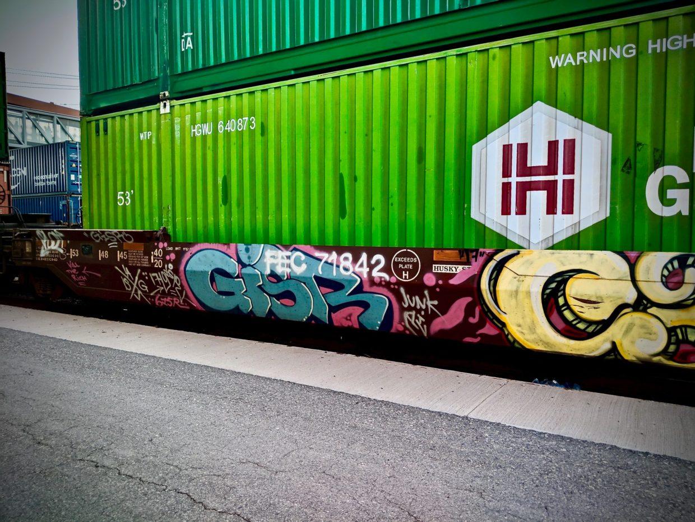GISR Graffiti