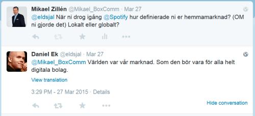 @eldsjal @Mikael_BoxComm