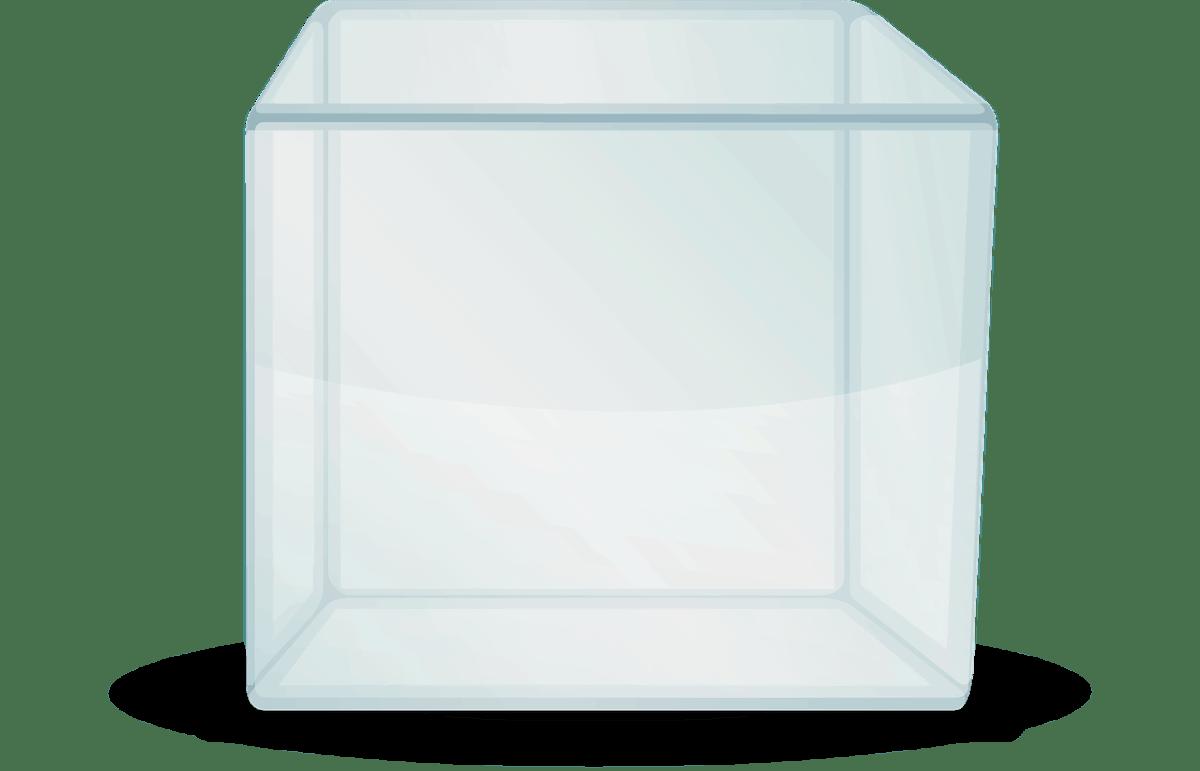 Hur graderar man transparens?