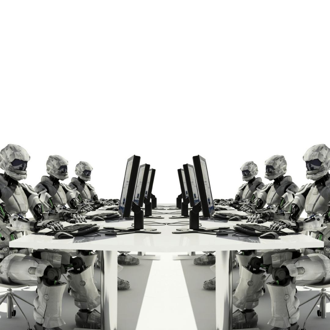 Sociala bot-nätverk kan sänka både rykte och aktiekurs