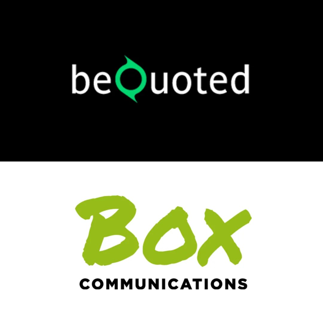 beQuoted, Box Communications, kommunikation, IR, Investor Relations