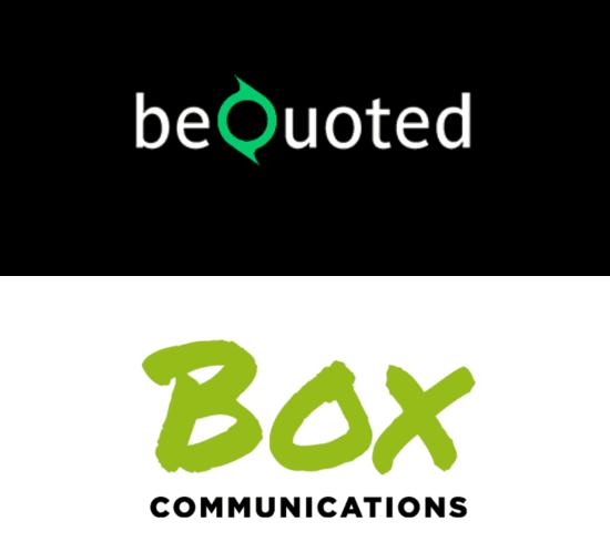 beQuoted, Box Communications, kommunikation, IR, Investor Relations