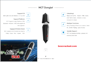 MCT Dongle Crack