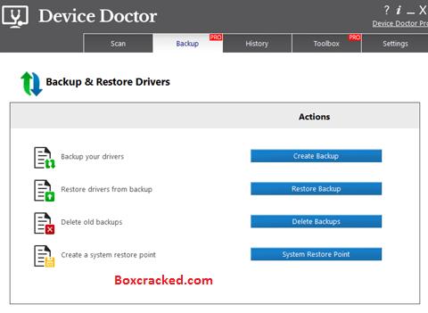 Device Doctor Licence Key