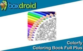 Colorfy – Coloring Book Full Plus v3.2.2 – Apk Download