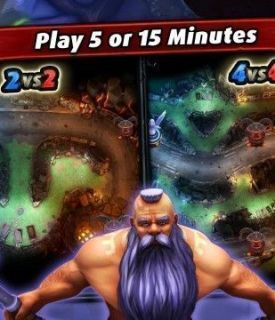 Heroes of SoulCraft MOBA Apk (3)