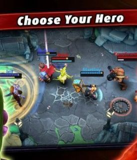 Heroes of SoulCraft MOBA Apk (5)